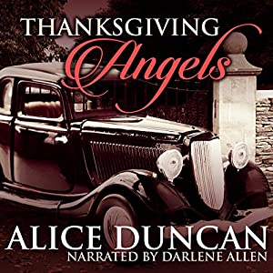Thanksgiving Angels Audiobook
