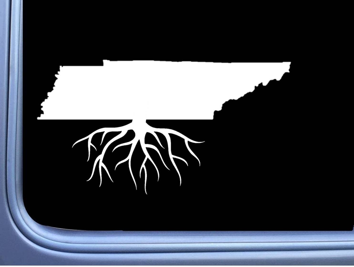 EZ-STIK Tennessee Roots M244 6 inch Sticker Home State Decal