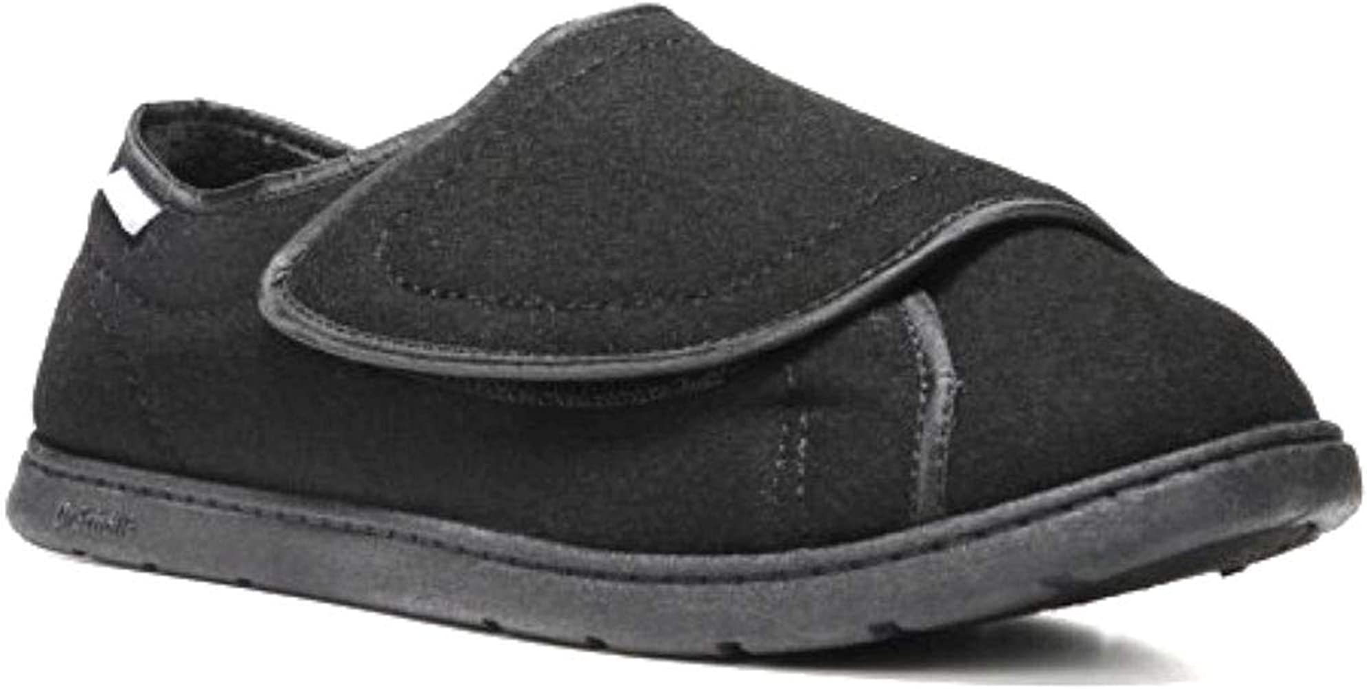 Flannery Wide Width Therapeutic Slipper