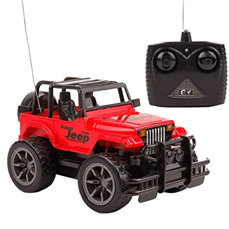 Amazon Com Latburg Remote Control Jeep Rc Cars For Sale Micro