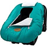 Cozy Covers Infant Car Seat CoverThe Industry Leading Infant Carrier Cover Trusted by Over 6 Million Moms Worldwide for Keepi