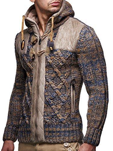 Knit Mens Jacket - 1