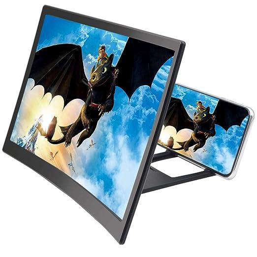 Teléfono móvil de aumento Lupa Lupa universal Smartphone 3D HD ...