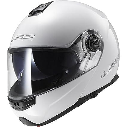 LS2 Strobe - Casco modular para motocicleta, para adultos