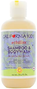 California Kids Chillax Shampoo and Bodywash - 8.5 Oz