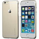 iPhone 6 Plus Case, LUVVITT® CRISTAL Hard Shell Anti-Scratch Transparent Clear Back Case for iPhone 6 Plus 5.5 inch Screen ( Retail Packaging) - Crystal Clear iPhone 6 Plus Case