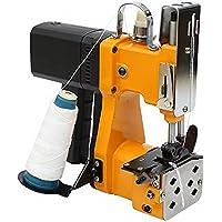 HUKOER Máquina cerradora de bolsas Máquina de coser Herramienta de costura Máquina de coser eléctrica portátil