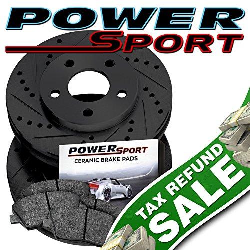 5 Lugs Power Slot Brake - 9