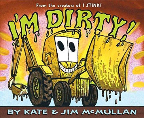 Download I'm Dirty! (Kate and Jim Mcmullan) pdf epub