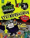 Dino Supersaurus: Stickersaurus
