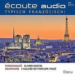 Écoute audio - Paris Spécial. 1/2015