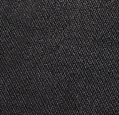 FIA TRS49-43 Custom Fit Cover Solid Black TRS49-43 BLACK Front Bucket Seats-Saddle Blanket,