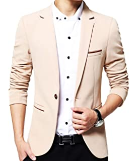 Amazon.com: H2H - Chaquetas informales para hombre: Clothing
