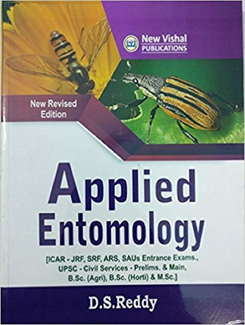 Applied Entomology Book