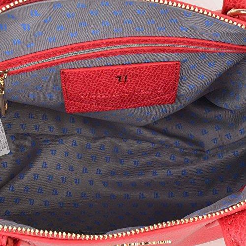 Borsa donna Trussardi Jeans con tracolla - 75BG34 colore Rosso