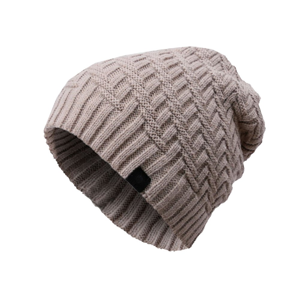 Chocy Knitting Hat Skullies Beanies Warm Cap For Men headgear