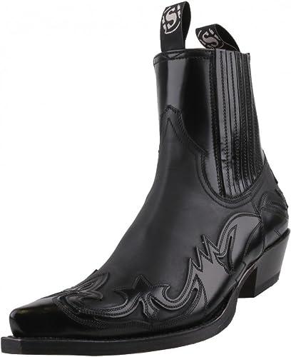 Sendra Boots, Stivali Uomo Nero Nero: Amazon.it: Scarpe e borse