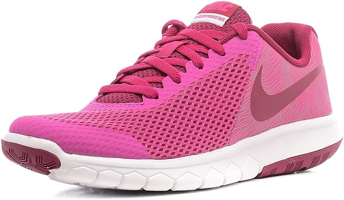 Nike 844988-600, Zapatillas de Trail Running para Niñas, Rosa (Fire Pink/Dynamic Berry-Metallic Silver), 37.5 EU: Amazon.es: Zapatos y complementos