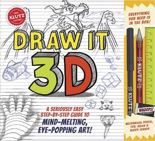 KLUTZ-Draw-It-3D-Toy