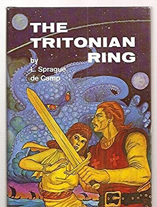 book cover of The Tritonian Ring