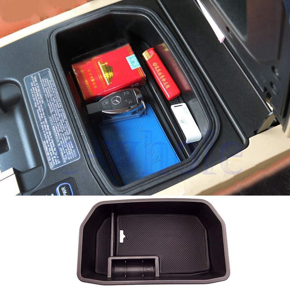 TOYOTA LAND CRUISER V8 J200 Console centrale Accoudoir Bo/îte de rangement pour conteneur Porte-plateau Plateau Gant Palette Console int/érieure Organisateur de rangement pour accoudoir central 2008 LC200