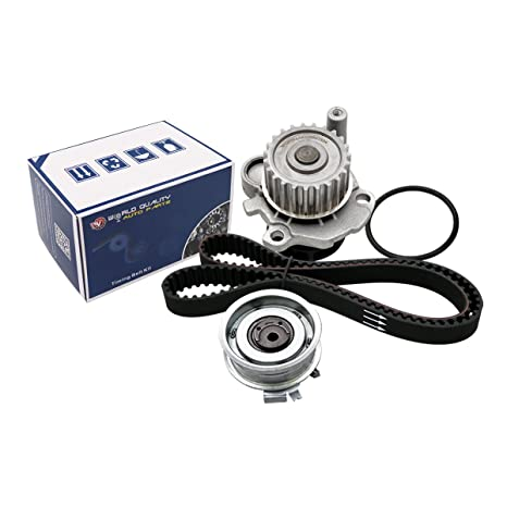 amazon com timing belt water pump kit for vw beetle golf jetta 2 0lamazon com timing belt water pump kit for vw beetle golf jetta 2 0l l4 sohc aeg ach azg, 8v automotive