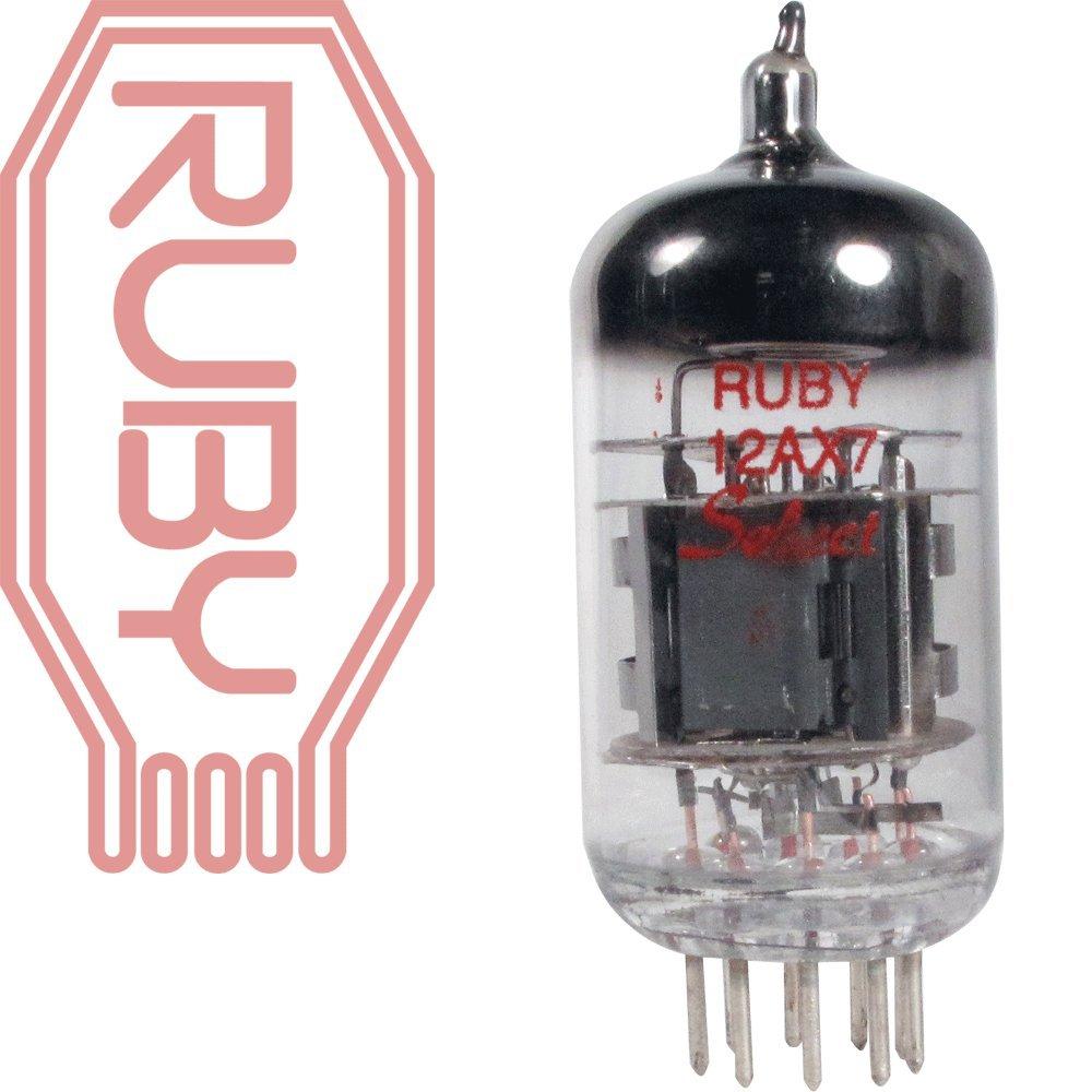 Ruby Tubes 12AX7AC5 12Ax7A Tube