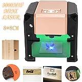 Amazon.com: Máquina de grabado láser de 3000 mW para ...