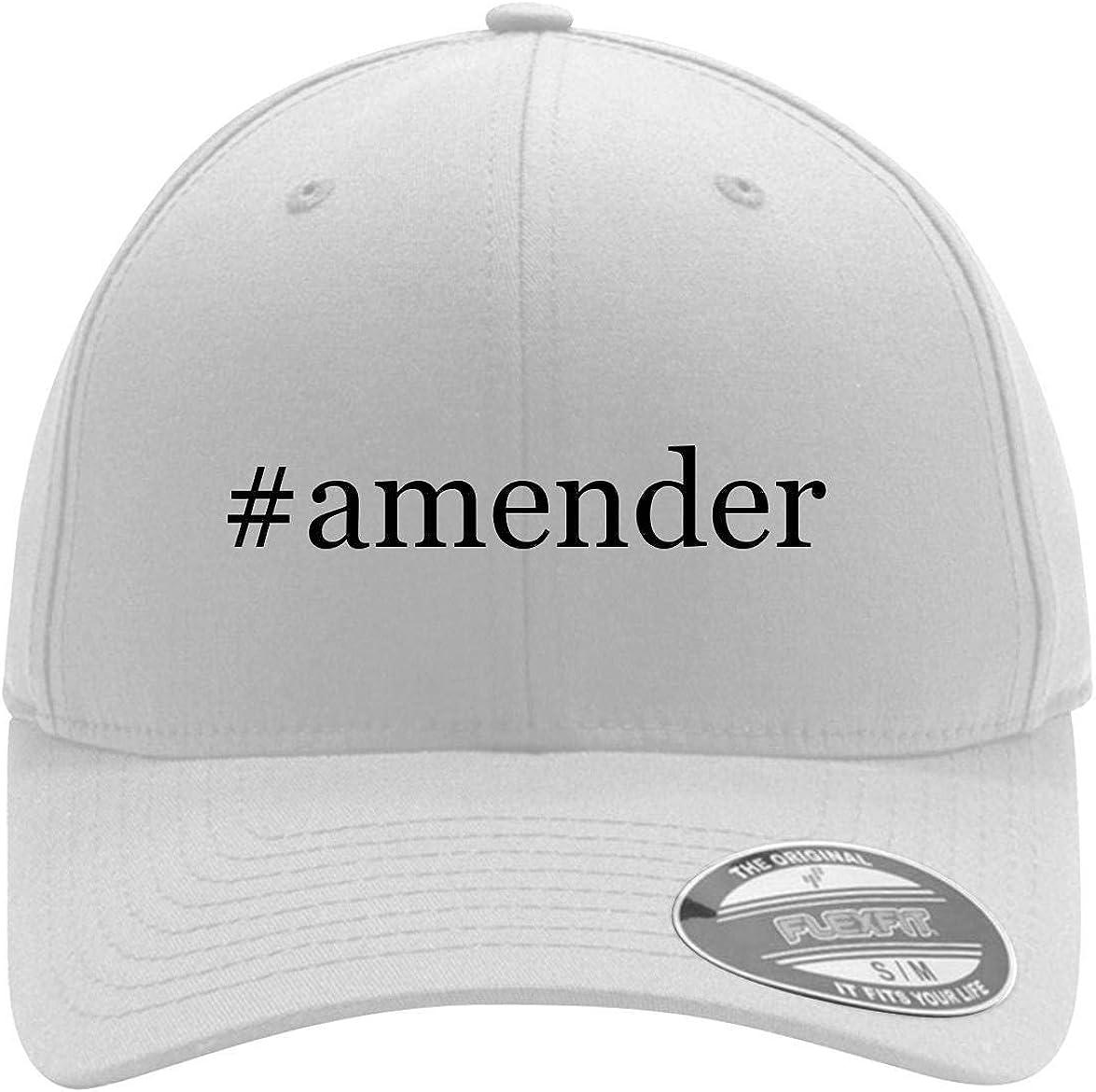 #amender - Adult Men's Hashtag Flexfit Baseball Hat Cap 61T3gaKSocL