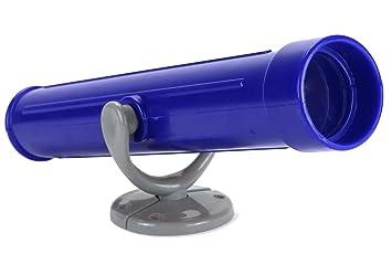 Anschütz fernrohr blau teleskop kunststoff fernglas kinder zubehör