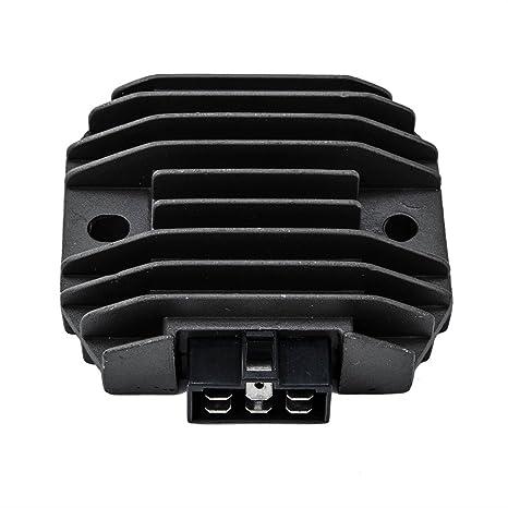 Amazon.com: Voltage Regulator Rectifier Kawasaki Ninja ZX6 ...