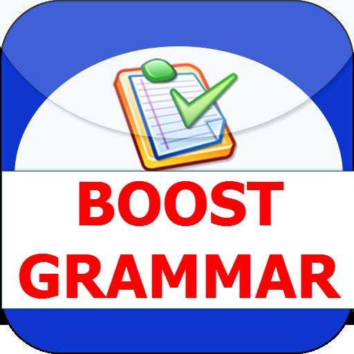 Boost Grammar
