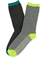 Aeropostale Womens 2 Pack Lightweight Socks