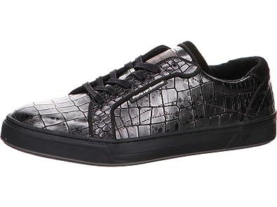 presenting best sell new authentic Floris van Bommel Herren Sneaker Floris Sport DarkSilver ...
