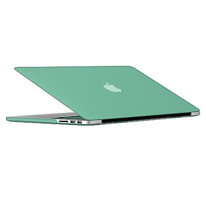 SlickBlue rubberized caso duro de la cubierta para Apple MacBook Pro de 13,3 pulgadas