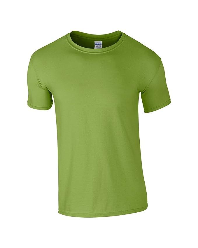 Gilda - Camiseta para Hombre Vert - Kiwi M: Amazon.es: Ropa y accesorios