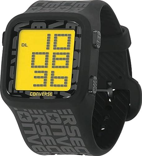 Converse Mens Digital Quartz Strap Watch VR002-020