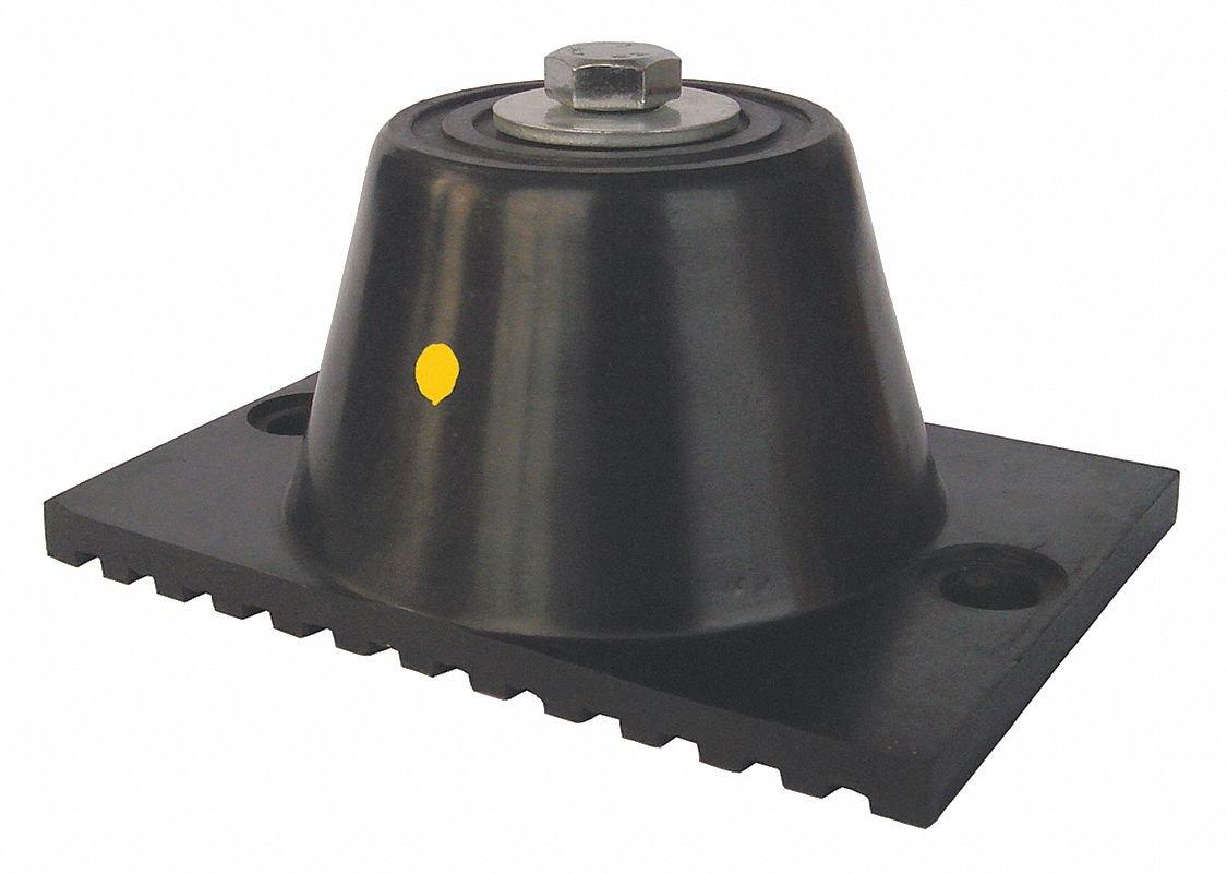 Floor Vibration Isolator, 300 to 600 lb.