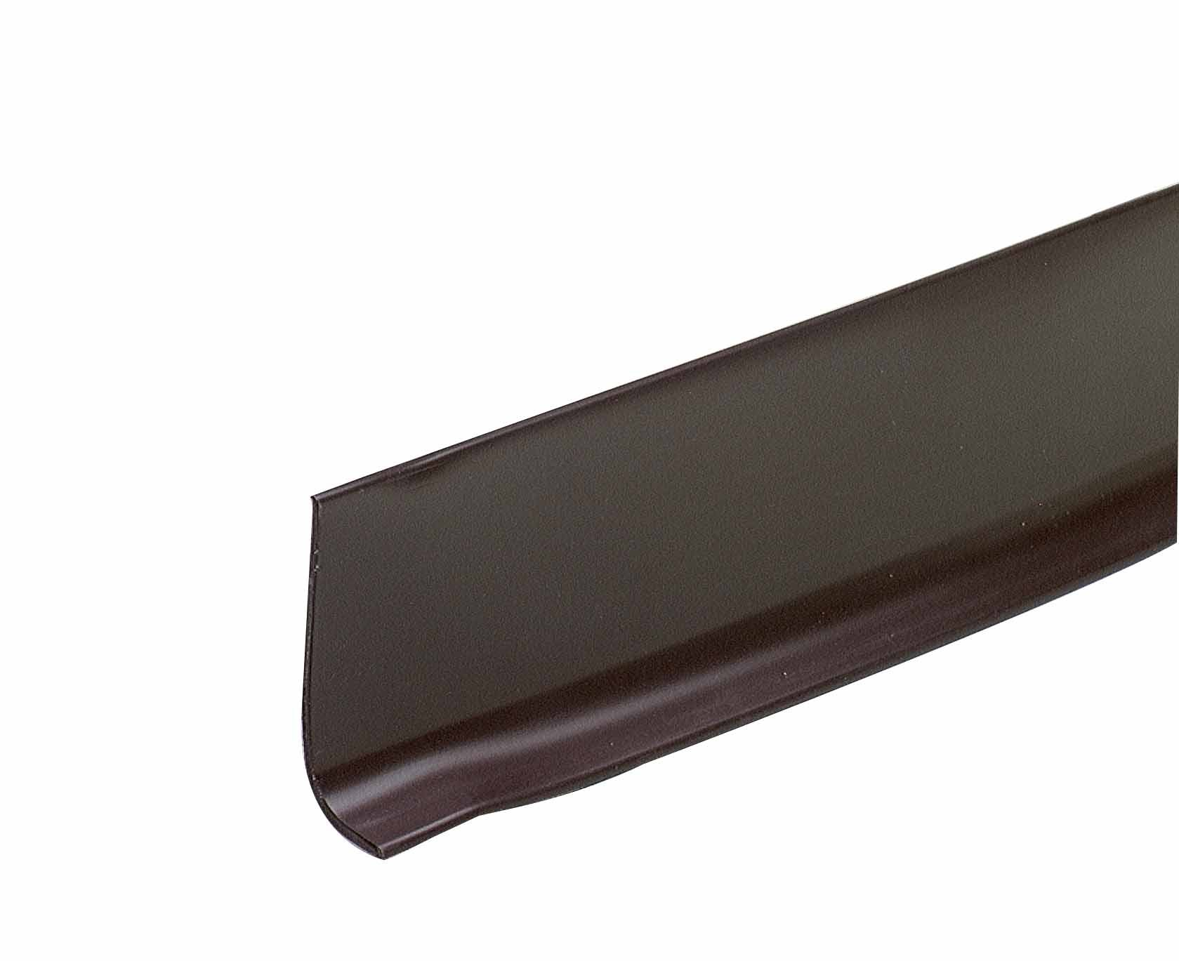 M-D Building Products 75903 M-D Wall Base, 120 Ft L X 2-1/2 in W, Vinyl, Brown by M-D Building Products