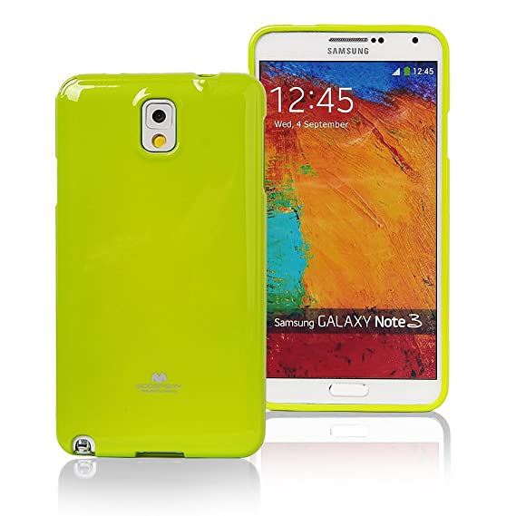 Galaxy Note 3 caso, [Ultra Slim] Goospery Color Pearl ...