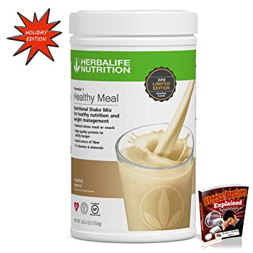 Lose Weight Healthy Meal Formula 1 Nutritional Shake Mix Roasted Peanut 750 g Limited Edition