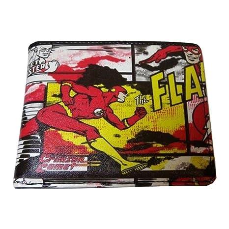 The Flash - Corriendo Flash Cartera: Amazon.es: Equipaje