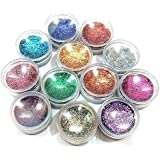 Kalaram Nail Art Shinning Glitter - Multi Color