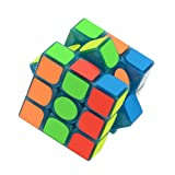 Twister.CK Cool Magic Cube 3x3 Speed Cube Glow in