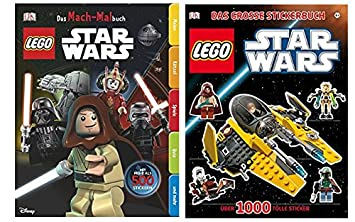Lego Kit Star Wars Le Livre De Coloriage Star Warstm Le
