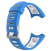 Orologio Banda di silicone di colore universale dei uomini per Smart Watch di serie di Suunto M1M2M4M5M