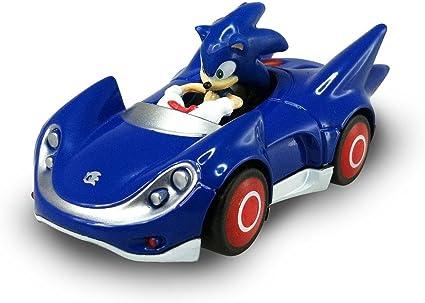 Amazon Com Nkok Sonic The Hedgehog Die Cast Figure 1 64 Scale Toys Games