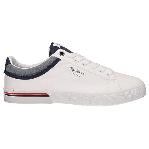 Herren North Sneaker Jeans Pepe Court gyv76fYb