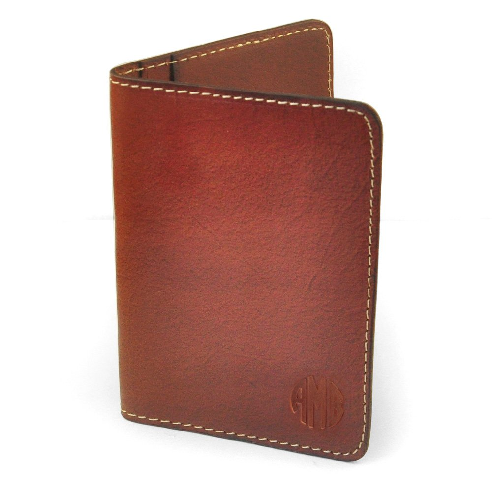 Personalized Leather Passport Cover,Customized Passport Holder,Travel Passport Holder