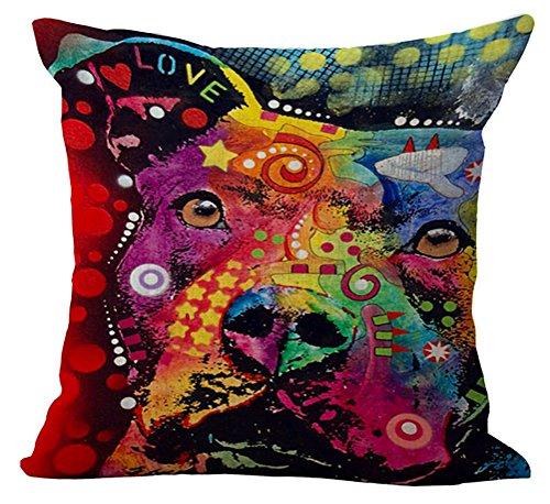 Colorful Cushion ChezMax Pillowcase Kitchen product image